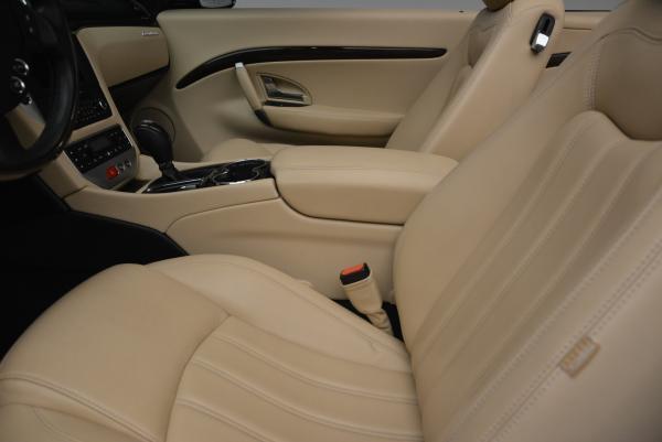 Used 2011 Maserati GranTurismo Base for sale Sold at Maserati of Greenwich in Greenwich CT 06830 27