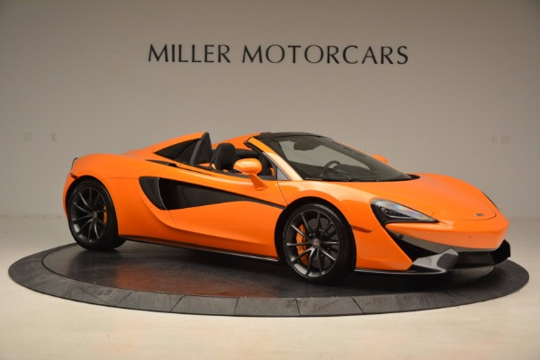 New 2018 McLaren 570S Spider for sale Sold at Maserati of Greenwich in Greenwich CT 06830 10