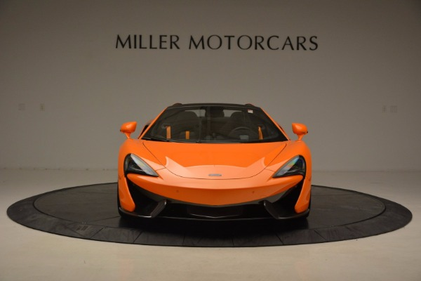 New 2018 McLaren 570S Spider for sale Sold at Maserati of Greenwich in Greenwich CT 06830 12