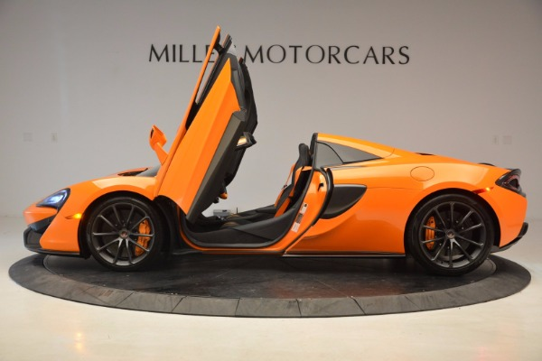 New 2018 McLaren 570S Spider for sale Sold at Maserati of Greenwich in Greenwich CT 06830 15