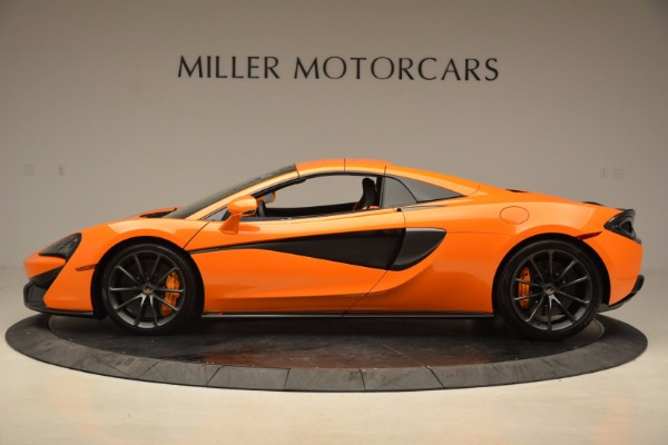 New 2018 McLaren 570S Spider for sale Sold at Maserati of Greenwich in Greenwich CT 06830 16