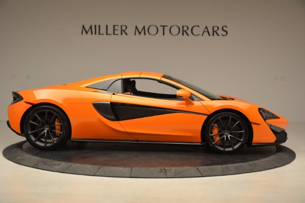 New 2018 McLaren 570S Spider for sale Sold at Maserati of Greenwich in Greenwich CT 06830 20