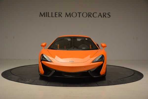 New 2018 McLaren 570S Spider for sale Sold at Maserati of Greenwich in Greenwich CT 06830 22