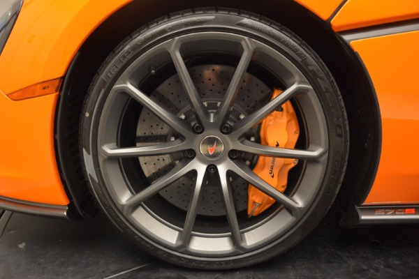 New 2018 McLaren 570S Spider for sale Sold at Maserati of Greenwich in Greenwich CT 06830 23