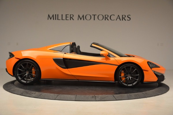New 2018 McLaren 570S Spider for sale Sold at Maserati of Greenwich in Greenwich CT 06830 9