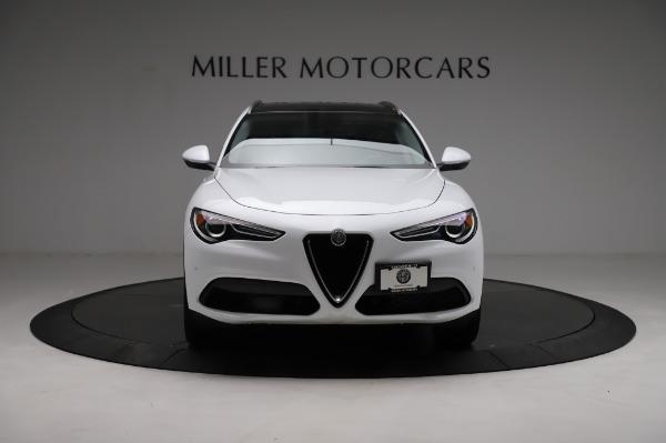Used 2018 Alfa Romeo Stelvio Q4 for sale Sold at Maserati of Greenwich in Greenwich CT 06830 13