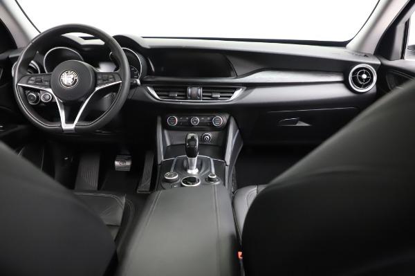 Used 2018 Alfa Romeo Stelvio Q4 for sale Sold at Maserati of Greenwich in Greenwich CT 06830 17
