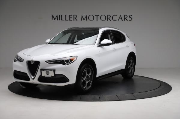 Used 2018 Alfa Romeo Stelvio Q4 for sale Sold at Maserati of Greenwich in Greenwich CT 06830 2