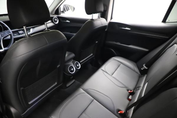 Used 2018 Alfa Romeo Stelvio Q4 for sale Sold at Maserati of Greenwich in Greenwich CT 06830 20