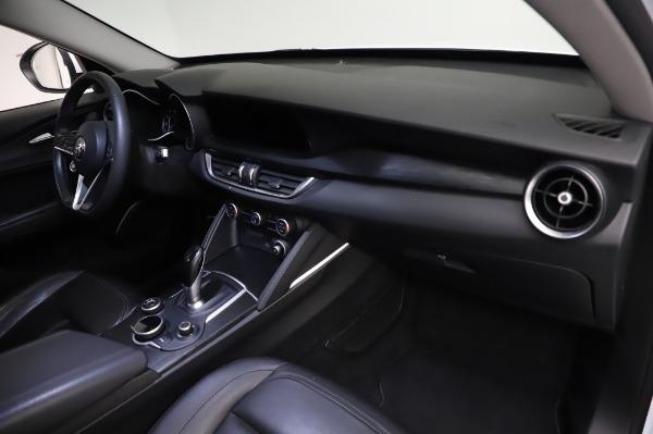 Used 2018 Alfa Romeo Stelvio Q4 for sale Sold at Maserati of Greenwich in Greenwich CT 06830 22