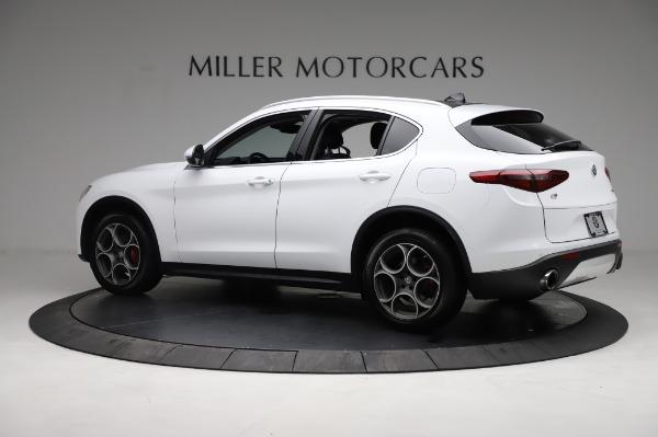 Used 2018 Alfa Romeo Stelvio Q4 for sale Sold at Maserati of Greenwich in Greenwich CT 06830 4