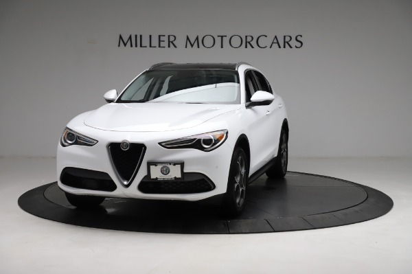 Used 2018 Alfa Romeo Stelvio Q4 for sale Sold at Maserati of Greenwich in Greenwich CT 06830 1