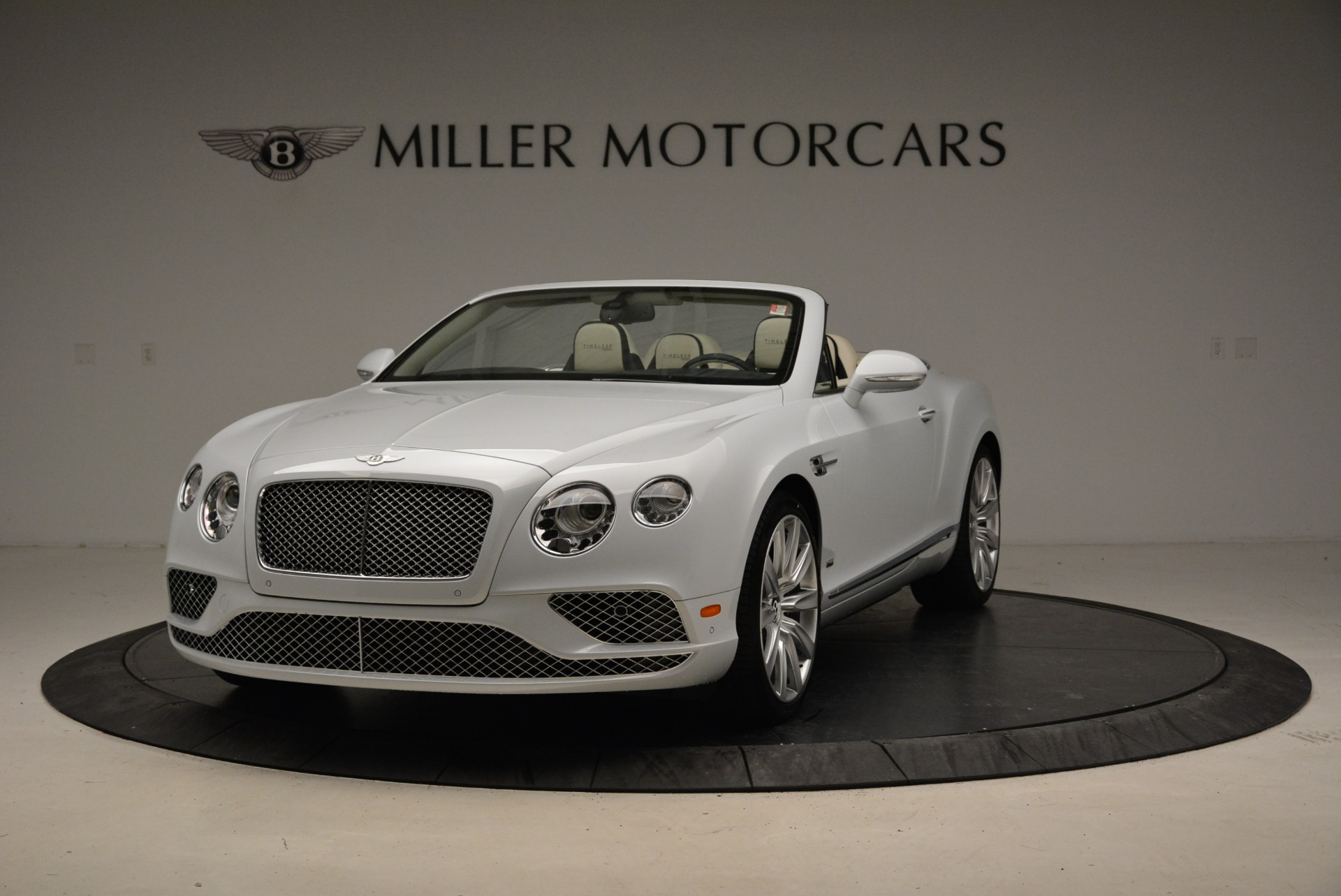 New 2018 Bentley Continental GT Timeless Series for sale Sold at Maserati of Greenwich in Greenwich CT 06830 1