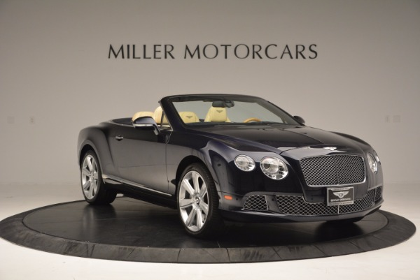 Used 2012 Bentley Continental GTC for sale Sold at Maserati of Greenwich in Greenwich CT 06830 11