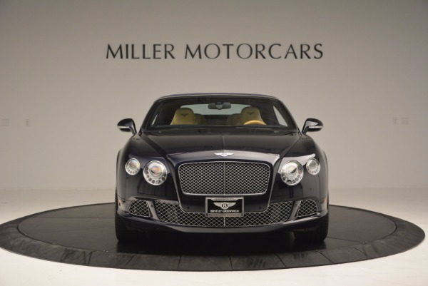 Used 2012 Bentley Continental GTC for sale Sold at Maserati of Greenwich in Greenwich CT 06830 13