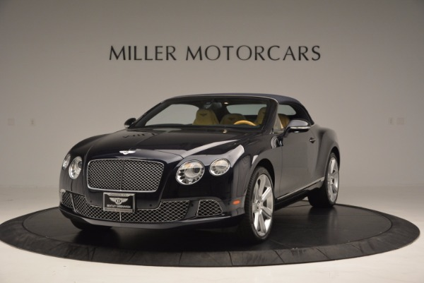 Used 2012 Bentley Continental GTC for sale Sold at Maserati of Greenwich in Greenwich CT 06830 14