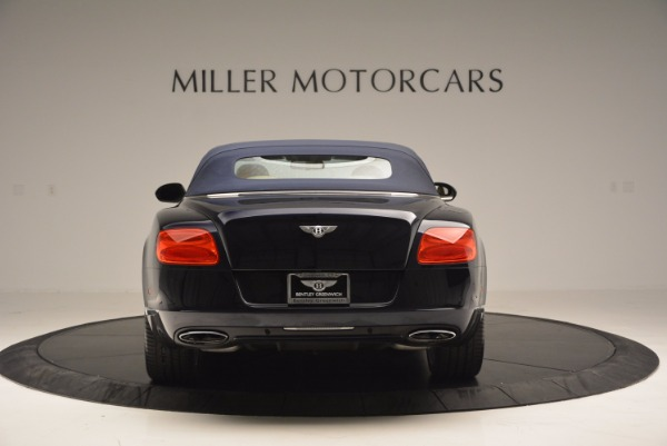 Used 2012 Bentley Continental GTC for sale Sold at Maserati of Greenwich in Greenwich CT 06830 19