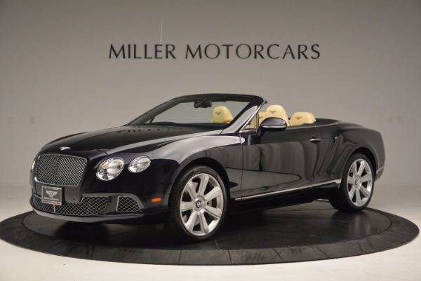 Used 2012 Bentley Continental GTC for sale Sold at Maserati of Greenwich in Greenwich CT 06830 2