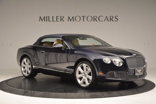 Used 2012 Bentley Continental GTC for sale Sold at Maserati of Greenwich in Greenwich CT 06830 23