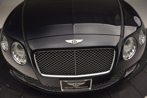 Used 2012 Bentley Continental GTC for sale Sold at Maserati of Greenwich in Greenwich CT 06830 25