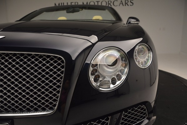 Used 2012 Bentley Continental GTC for sale Sold at Maserati of Greenwich in Greenwich CT 06830 26