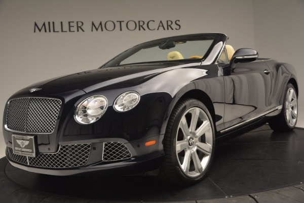 Used 2012 Bentley Continental GTC for sale Sold at Maserati of Greenwich in Greenwich CT 06830 28