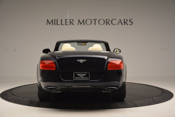 Used 2012 Bentley Continental GTC for sale Sold at Maserati of Greenwich in Greenwich CT 06830 6