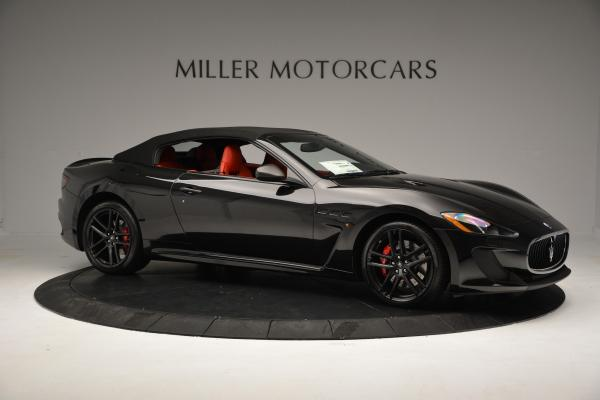 New 2016 Maserati GranTurismo Convertible MC for sale Sold at Maserati of Greenwich in Greenwich CT 06830 11