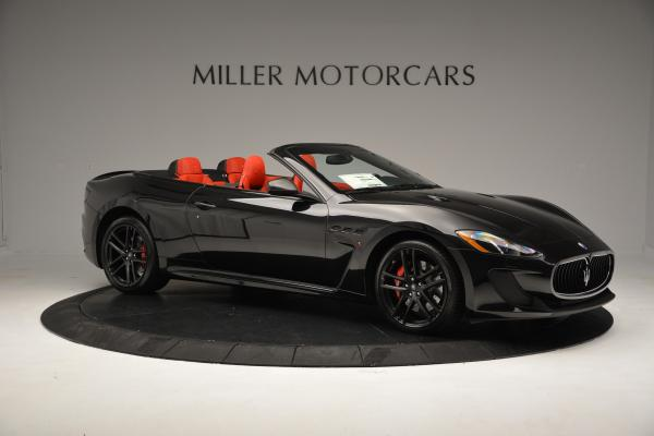 New 2016 Maserati GranTurismo Convertible MC for sale Sold at Maserati of Greenwich in Greenwich CT 06830 18