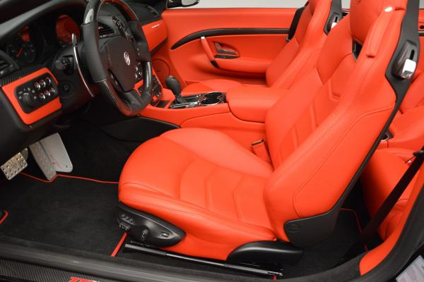 New 2016 Maserati GranTurismo Convertible MC for sale Sold at Maserati of Greenwich in Greenwich CT 06830 21