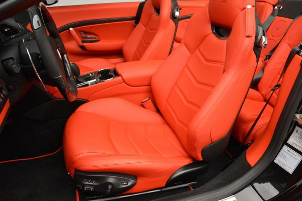 New 2016 Maserati GranTurismo Convertible MC for sale Sold at Maserati of Greenwich in Greenwich CT 06830 22