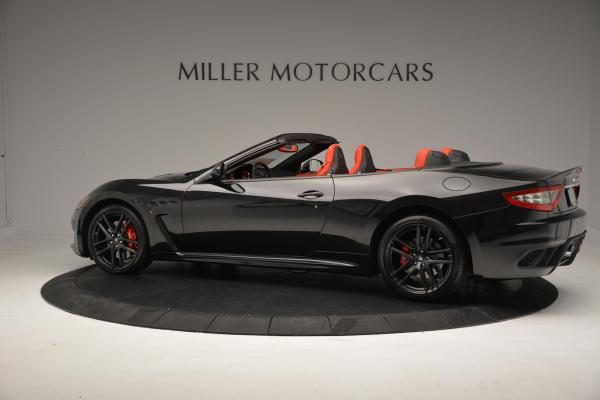 New 2016 Maserati GranTurismo Convertible MC for sale Sold at Maserati of Greenwich in Greenwich CT 06830 6