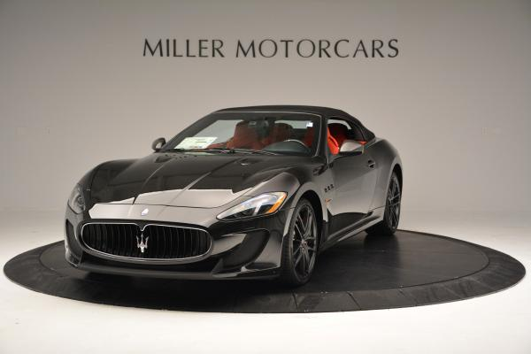New 2016 Maserati GranTurismo Convertible MC for sale Sold at Maserati of Greenwich in Greenwich CT 06830 8