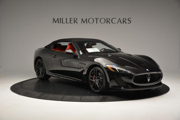 New 2016 Maserati GranTurismo Convertible MC for sale Sold at Maserati of Greenwich in Greenwich CT 06830 9
