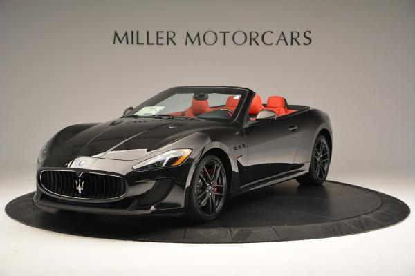 New 2016 Maserati GranTurismo Convertible MC for sale Sold at Maserati of Greenwich in Greenwich CT 06830 1