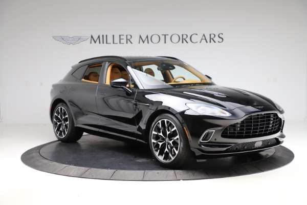New 2020 Aston Martin DBX SUV for sale Call for price at Maserati of Greenwich in Greenwich CT 06830 10
