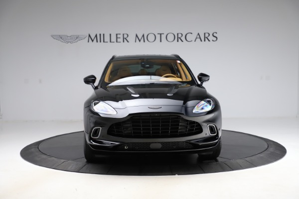 New 2020 Aston Martin DBX SUV for sale Call for price at Maserati of Greenwich in Greenwich CT 06830 11