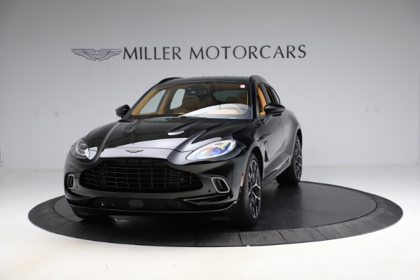 New 2020 Aston Martin DBX SUV for sale Call for price at Maserati of Greenwich in Greenwich CT 06830 12