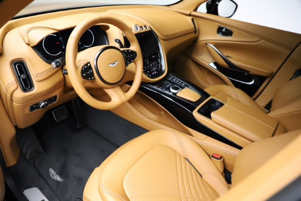 New 2020 Aston Martin DBX SUV for sale Call for price at Maserati of Greenwich in Greenwich CT 06830 13