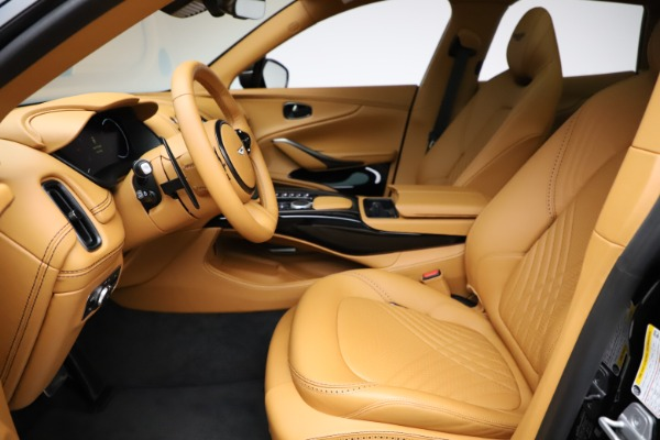 New 2020 Aston Martin DBX SUV for sale Call for price at Maserati of Greenwich in Greenwich CT 06830 14