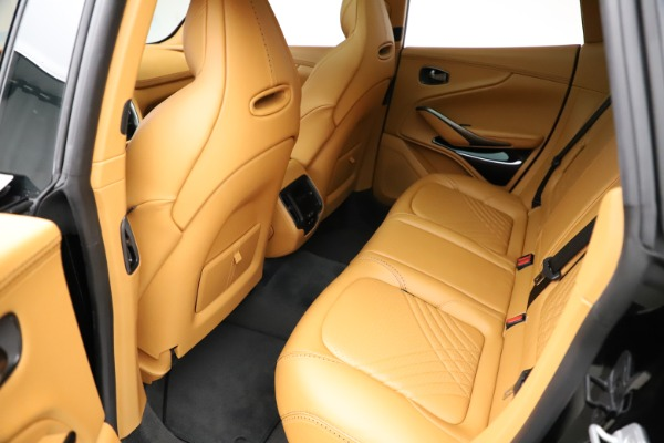 New 2021 Aston Martin DBX for sale Sold at Maserati of Greenwich in Greenwich CT 06830 18