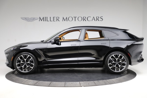 New 2020 Aston Martin DBX SUV for sale Call for price at Maserati of Greenwich in Greenwich CT 06830 2