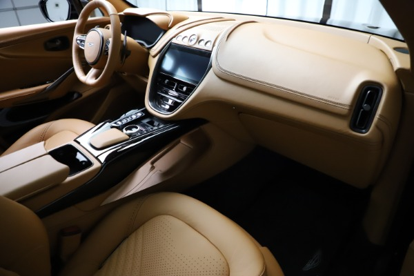 New 2020 Aston Martin DBX SUV for sale Call for price at Maserati of Greenwich in Greenwich CT 06830 20