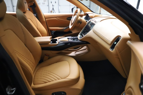 New 2020 Aston Martin DBX SUV for sale Call for price at Maserati of Greenwich in Greenwich CT 06830 21