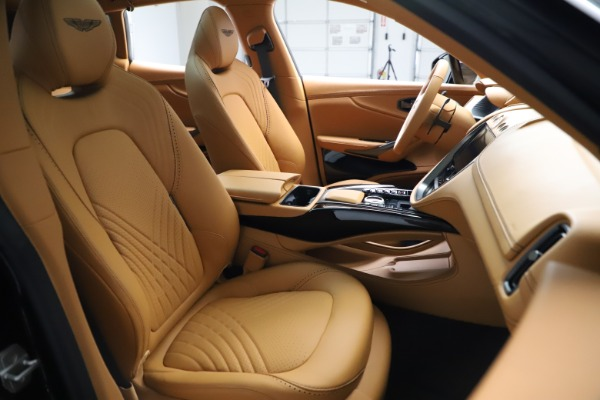 New 2020 Aston Martin DBX SUV for sale Call for price at Maserati of Greenwich in Greenwich CT 06830 22