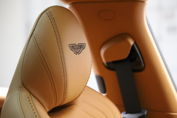 New 2021 Aston Martin DBX for sale Sold at Maserati of Greenwich in Greenwich CT 06830 24