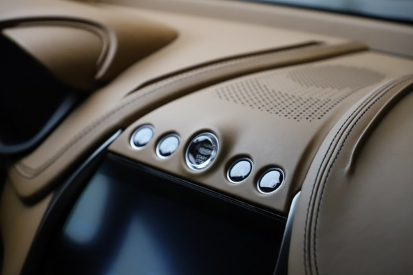 New 2020 Aston Martin DBX SUV for sale Call for price at Maserati of Greenwich in Greenwich CT 06830 25