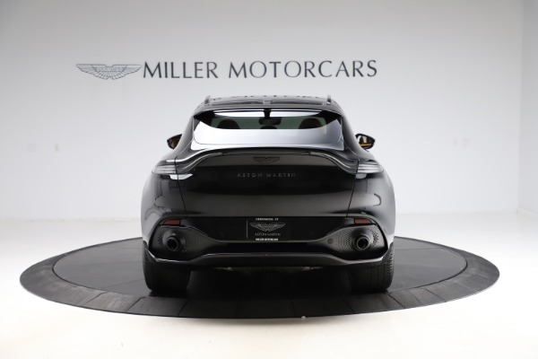 New 2021 Aston Martin DBX for sale Sold at Maserati of Greenwich in Greenwich CT 06830 5