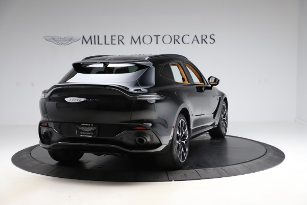 New 2020 Aston Martin DBX SUV for sale Call for price at Maserati of Greenwich in Greenwich CT 06830 6