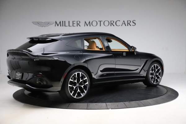 New 2020 Aston Martin DBX SUV for sale Call for price at Maserati of Greenwich in Greenwich CT 06830 7